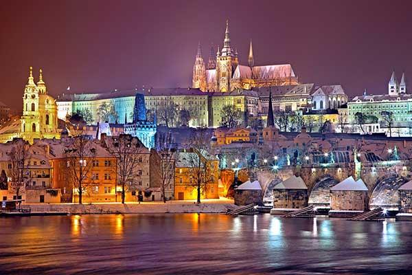 Breve guía de Praga